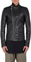 Rick Owens Men's Cyclops Leather Biker Moto Jacket