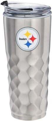 Pittsburgh Steelers 32oz. Stainless Steel Diamond Tumbler