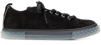 Giuseppe Zanotti Double Lace-Up Sneakers