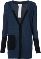 Akris Punto tonal elongated cardigan - women - Wool - 4