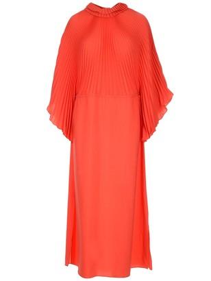 Gucci Pleated Midi Dress