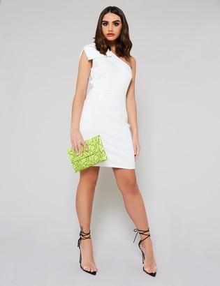 Public Desire Uk One Shoulder Bodycon Dress