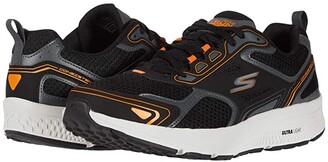 Skechers Go Run Consistent (Black/Orange) Men's Shoes