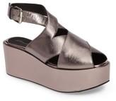 Jeffrey Campbell Women's Larkport Slingback Platform Sandal