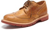 Walk-Over Pershing Wingtip Derby Shoes