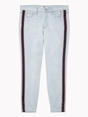 Tommy Hilfiger Essential Skinny Fit Cropped Jean