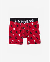 Express lion print boxer briefs