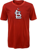 Majestic Kids' St. Louis Cardinals Geo Strike T-Shirt