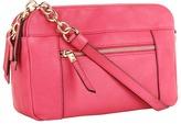 B. Makowsky Pippa Top Zip (Peony) - Bags and Luggage