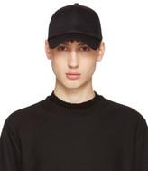 Paul Smith Black Baseball Cap