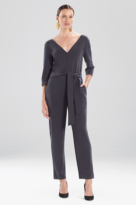 Natori Mia - Sanded Jersey Jumpsuit