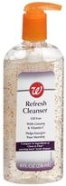 Walgreens Refresh Facial Cleanser