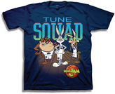 Freeze Navy Space Jam 'Tune Squad' Tee - Boys