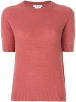 Max Mara short sleeved sweater