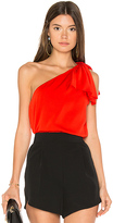 Milly Cindy Tank in Red. - size L (also in M)