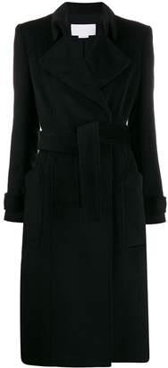 Genny tie waist coat