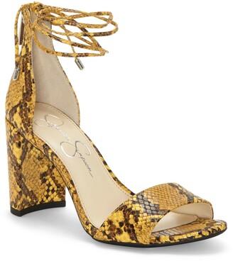 Jessica Simpson Nehah Ankle Tie Sandal