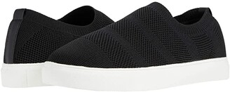 rsvp Captain (Black Knit) Women's Shoes