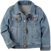 Carter's Girls 4-8 Denim Jacket