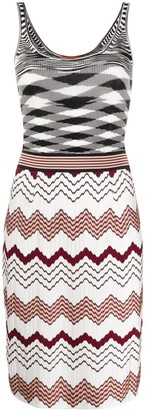 Missoni Embroidered Midi Dress
