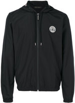 Versace hooded windbreaker jacket - men - Polyester - 50