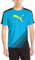 Puma Men's It Evotrg Cat Graphic Tee
