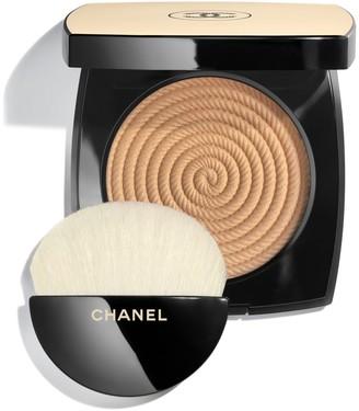 Chanel Les Beiges Healthy Glow Illuminating Powder 11G Sand Medium Light