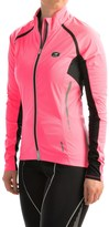 Sugoi RS 120 Full-Zip Convertible Cycling Jacket - Removable Sleeves (For Women)