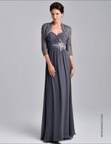 Nina Canacci - M224 Dress in D/Gray