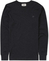 Billabong Men's Essential Embroidered Logo Thermal T-Shirt