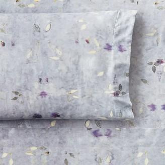 Pottery Barn Teen Flora Obscura Organic Sheet Set