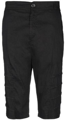 PRIMORDIAL IS PRIMITIVE 3/4-length trousers