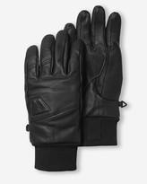 Eddie Bauer Mountain Ops Leather Gloves