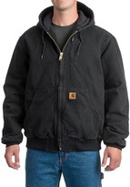 Carhartt Sandstone Active Jacket - Factory Seconds (For Big and Tall Men)