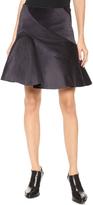 J.W.Anderson Spiral Miniskirt