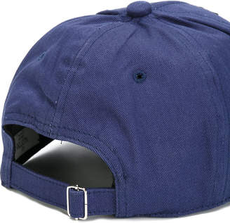"""Valentino beauty is a birthright reclaim your heritage"""" cap blue"""