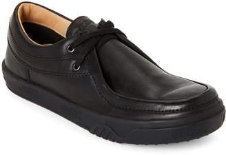 Geox Toddler Boys) Black Original Moccasin Shoes