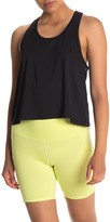 Zella Z By Take the Lead Mesh Panel Tank Top