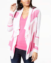 INC International Concepts I.n.c. Colorblocked Cardigan, Created for Macy's