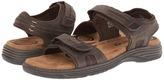 Nunn Bush Regan Two-Strap Sandal