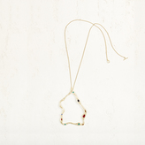 Maje Necklace with large pendant