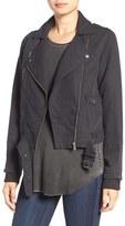 Paige Women's 'Majorie' Asymmetrical Moto Jacket