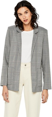 Find. Amazon Brand Women's Check Suit Jacket