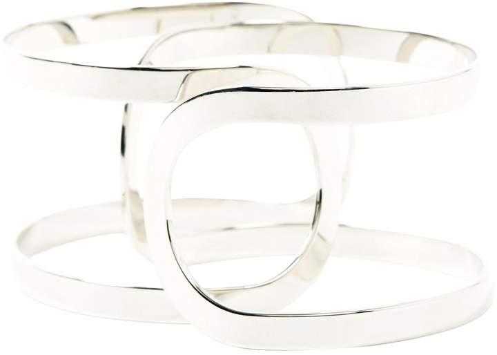 Maison Margiela Silver Metal Bracelet