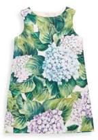 Dolce & Gabbana Toddler's, Little Girl's & Girl's Multi Printed Floral Sheath Dress
