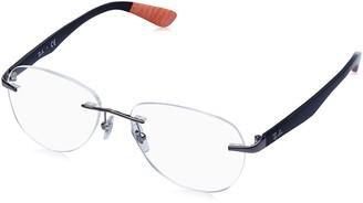 Ray-Ban Men's RX6368I-2502-54 Optical Frames