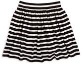 Kate Spade Girls' Striped Knit Skirt - Sizes 7-14