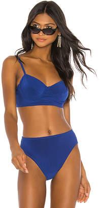 Norma Kamali Underwire Bikini Top