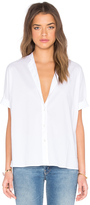 James Perse Rolled Sleeve Shirt