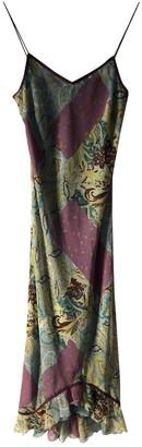 Pierre Cardin Multicolour Viscose Dresses
